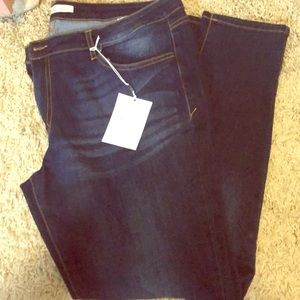 Brand New with Tags Size 24/3xl KanCan Jeans